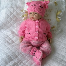 """17 - 22"""" Doll / 0-3 Months Baby #112"""