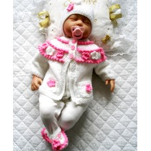 """20-22"""" Doll / 0-6 Months Baby #139"""