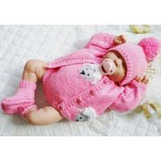 "17-22"" Doll /0-3 Month Baby #140"