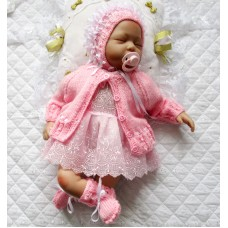 """0-3 Months Baby 17-22"""" Doll #144"""