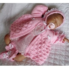 """0-3 Months Baby 17-22"""" Doll #145"""