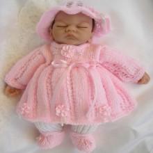 "10"" Doll /  Premature Baby #19"