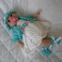"""7-8"""" Sculpt Doll #70"""