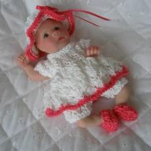 """6.5"""" Sculpt Doll #71"""