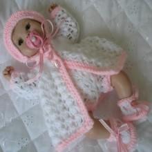 """7-8"""" Sculpt Doll #78"""