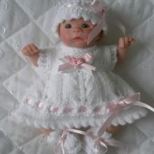 """6.5"""" Sculpt Doll #81"""