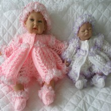 "10-15"" Doll, Premature Baby #91"