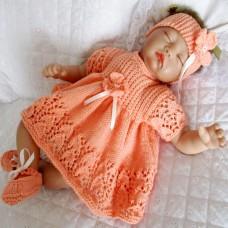"17 - 22"" Doll / 0-3 mths Baby #96"