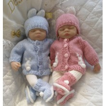 "10"" Doll, Premature Baby #120"