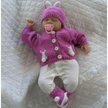 "17-22"" Doll / 0-3 Month Baby #123"