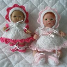 "5"" Berenguer & 6.5"" OOak Sculpt Doll #93"