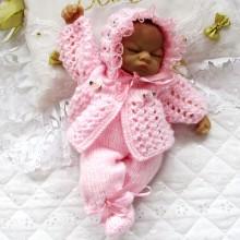 "10"" Doll /  Premature Baby #01"