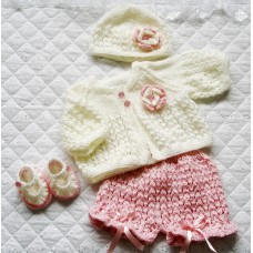 """17 - 22"""" Doll / 0-3 Months Baby #135"""